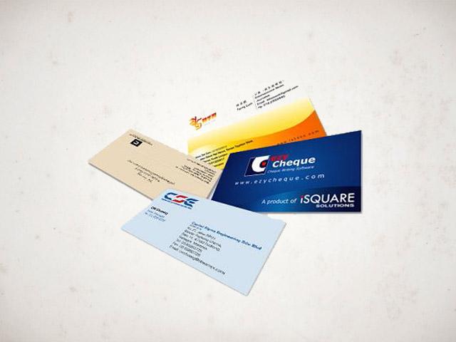 Kartu Nama (Digital Print / Sablon)